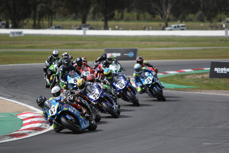 ASBK 2019- Round Five From Winton Motor Raceway