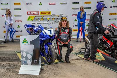 ASBK 2019 - Supersport 300 / Motorsports TV Supersport.
