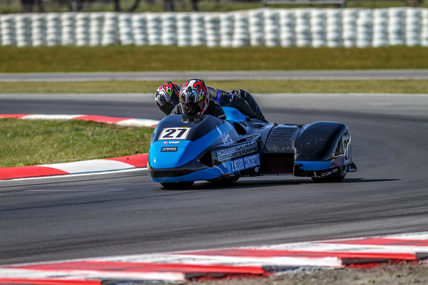 ASBK - F1 & F2 Sidecar Championships