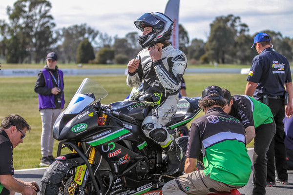 ASBK - Kawasaki SuperSport