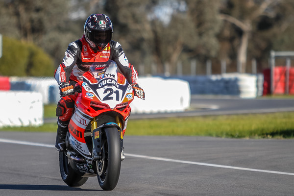 ASBK - SuperBikes Round Six from Winton