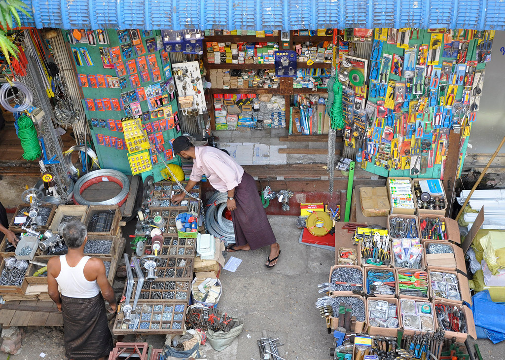 Yangon Out Door Tool Shop