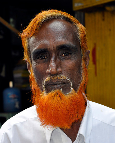Yangon Local with Henna Beard