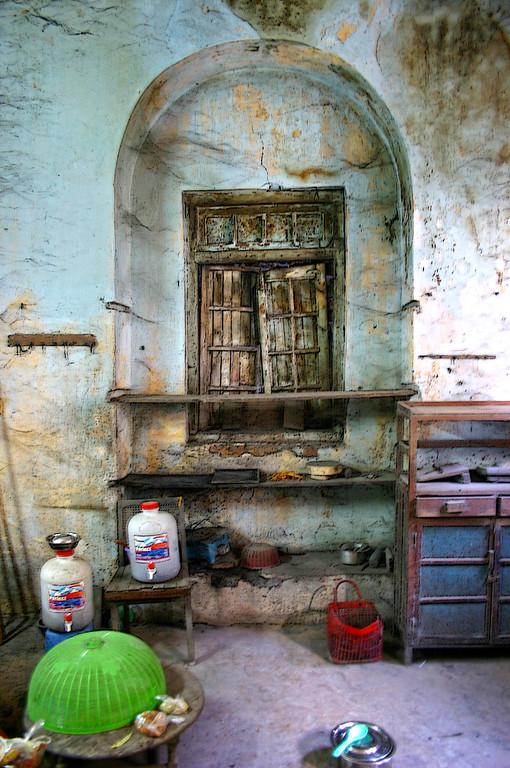 Yagon, local kitchen