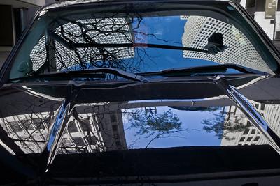 Embarcadero Reflections, San Francisco, 2010
