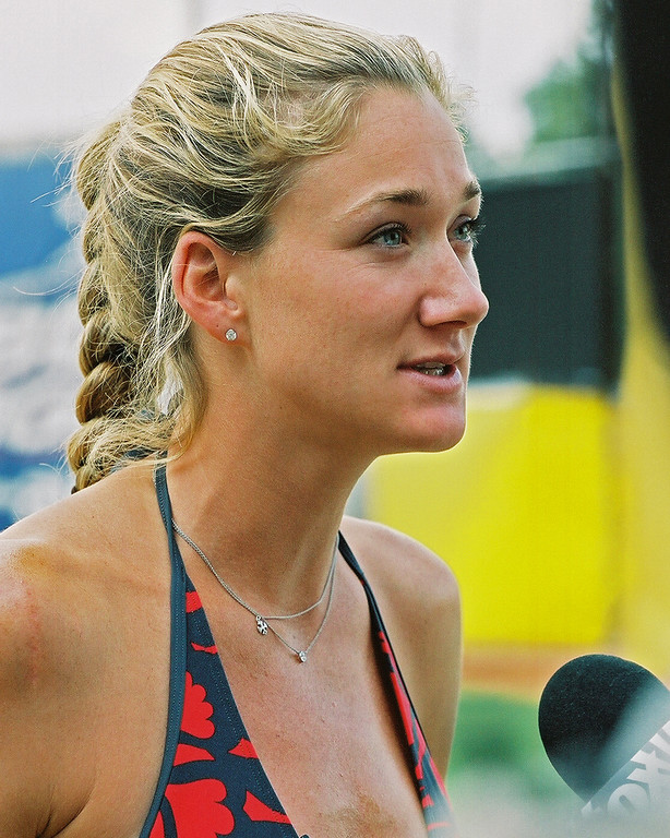Kerri Walsh interview