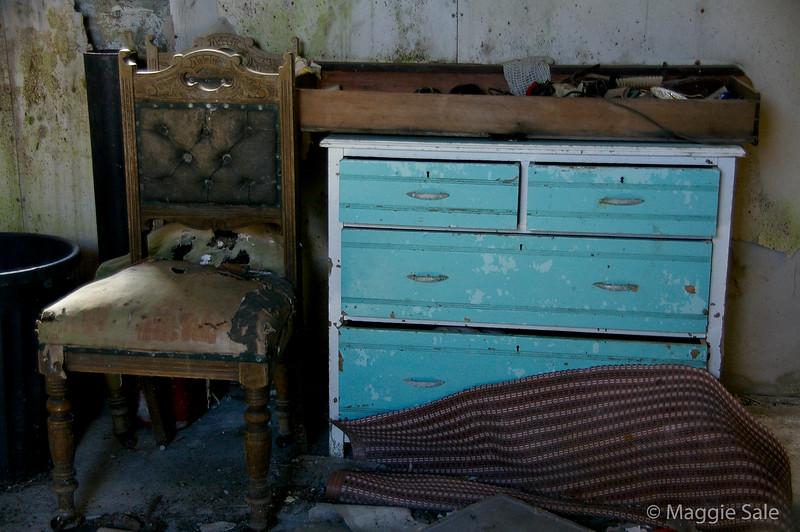 Furniture, North Uist