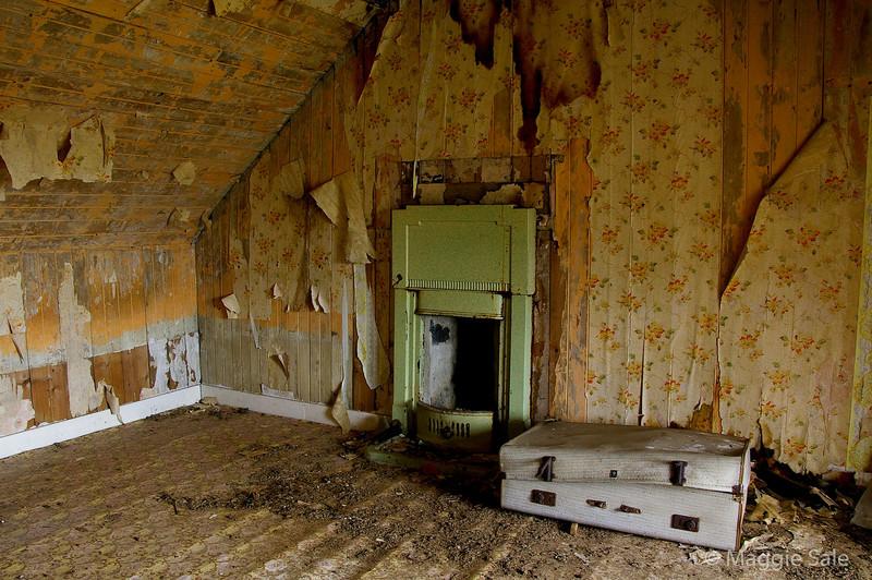Bedroom 3, South Uist