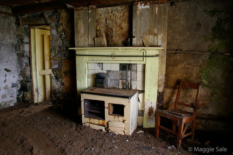 Farmhouse Kitchen, South Uist