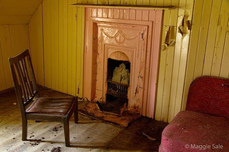 Bedroom, South Uist
