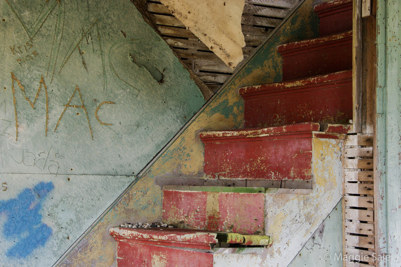 Stairs, Algoma County, ON