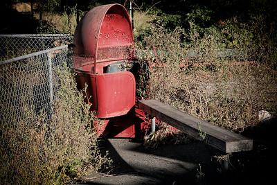 Tilt-A-Whirl Car #2