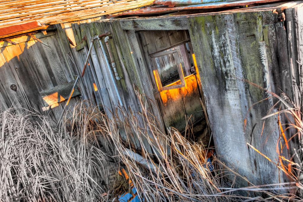 Drawbridge, CA: The Bay Area's Ghost Town