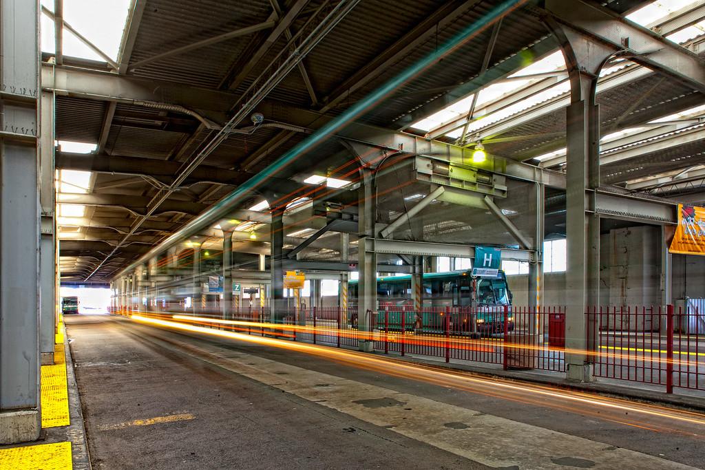 Transbay Terminal Final Day