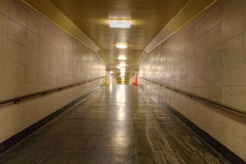 Transbay Terminal Hall