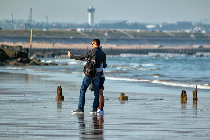 Selfie Aberdeen Beach.jpg