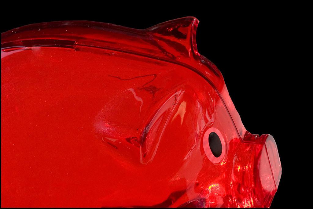 <center>Red Pig, #7375</center>