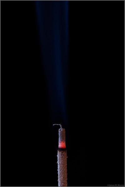Incensed (a slow burn) - #6354