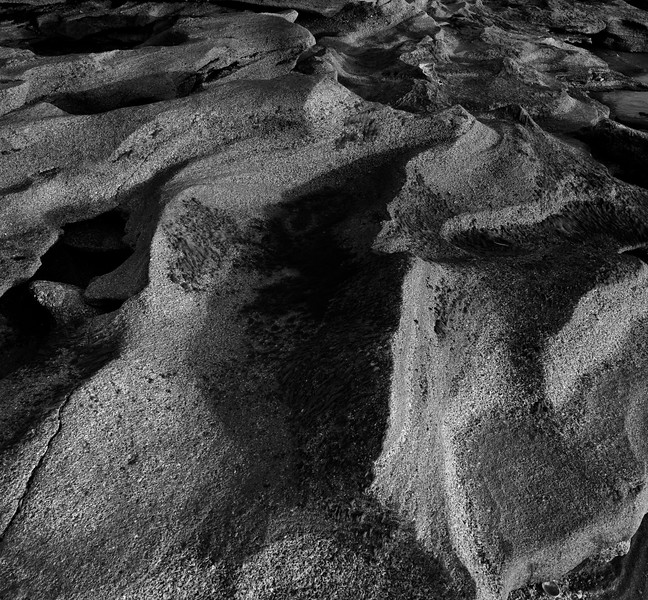 Waves of Stone