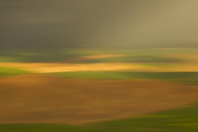 Motion Blur, Palouse, Steptoe Butte