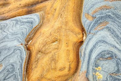 Abstracts in Sandstone Point Lobos Ca.