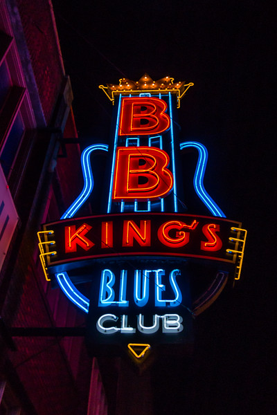 B B Kings Blue Club