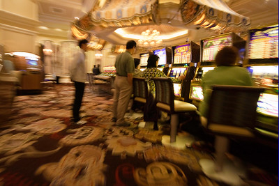 Slots! Las Vegas Nevada (Canon 40d)