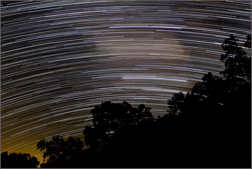 <center><i>Star Trails, Fremon Peak State Park (ver 1)</i></center>#6515-6574-7D