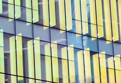Window Wall Abstract