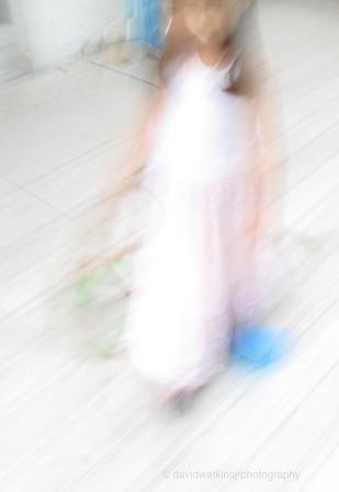 Lily Dances I