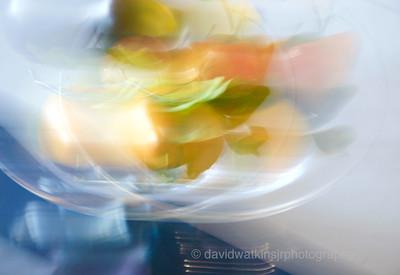 Blurred Pears