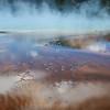 Grand Prismatic Spring #175, Yellowstone