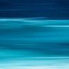 Ocean Blue Abstract