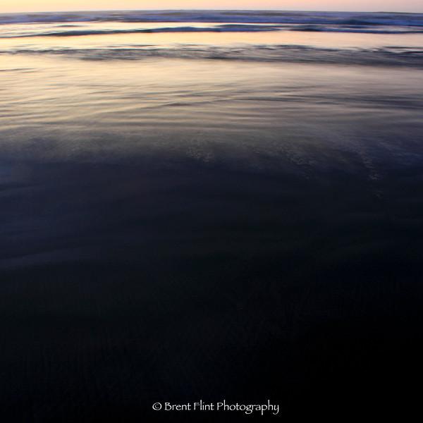 DF.707 - blurred tide, Cannon Beach, OR.