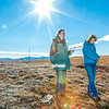 "Donie Bret-Harte, associate science director at UAF's Toolik Field Station, explains some of the research efforts underway near the arctic facility with U.S. Senator Lisa Murkowski during a brief tour in Sept. 2013.  <div class=""ss-paypal-button"">Filename: AAR-13-3929-372.jpg</div><div class=""ss-paypal-button-end""></div>"