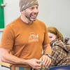 """Assistant professor Eduardo Wilner leads a mock philosphy class  with high school seniors during an Inside Out event in a Gruening Building classroom.  <div class=""""ss-paypal-button"""">Filename: AAR-12-3609-15.jpg</div><div class=""""ss-paypal-button-end"""" style=""""""""></div>"""