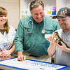 "Veterinary Medicine student, Christopher, Clement, interns with Dr. David Hunt during Summer of 2014 at the Sitka Animal Hospital in Sitka, Alaska.  <div class=""ss-paypal-button"">Filename: AAR-14-4206-29.jpg</div><div class=""ss-paypal-button-end""></div>"