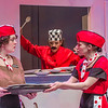 "Cast members rehearse a scene from Theatre UAF's  production of ""Nickel and Dimed"" in the Salisbury Theatre.  <div class=""ss-paypal-button"">Filename: AAR-13-3974-21.jpg</div><div class=""ss-paypal-button-end"" style=""""></div>"