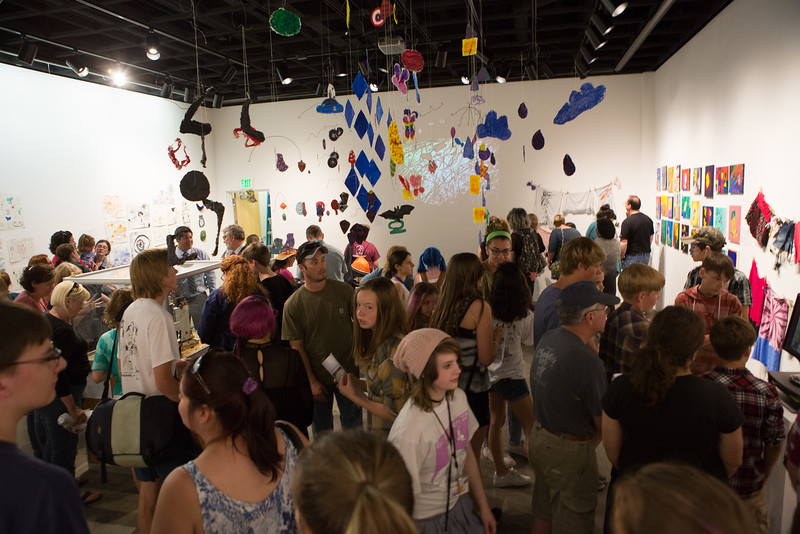 "Students exhibit their artwork at the final exhibition at the UAF Art Gallery.  <div class=""ss-paypal-button"">Filename: AAR-16-4917-172.jpg</div><div class=""ss-paypal-button-end""></div>"