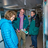 "Institute of Arctic Biology director Brian Barnes and Donie Bret-Harte, associate science director at UAF's Toolik Field Station, lead Senator Lisa Murkowski on a tour of some of the lab facilities at the arctic research station, located about 330 miles north of Fairbanks on Alaska's North Slope.  <div class=""ss-paypal-button"">Filename: AAR-13-3929-236.jpg</div><div class=""ss-paypal-button-end""></div>"