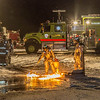 "Firefighters with the Fairbanks International Airport light a blaze to simulate a jet fuel fire during a live drill with students of the University Fire Department.  <div class=""ss-paypal-button"">Filename: AAR-13-3995-90.jpg</div><div class=""ss-paypal-button-end"" style=""""></div>"