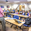 "Brent Sheets, left, research manager for the Alaska Center for Energy and Power, addresses a  group of new ACEP interns in a Duckering Building classroom.  <div class=""ss-paypal-button"">Filename: AAR-13-3840-5.jpg</div><div class=""ss-paypal-button-end"" style=""""></div>"