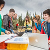 "Students take part in a project using unmaned aerial vehicles (UAVs) at Poker Flat Research Range about 40 miles northeast of the Fairbanks campus. (Note: Taken as part of commercial shoot with Nerland Agency. Pretend class -- use with discretion!)  <div class=""ss-paypal-button"">Filename: AAR-12-3560-013.jpg</div><div class=""ss-paypal-button-end"" style=""""></div>"