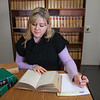 "Tara Bourdeau conducts some research for her paralegal studies class at CTC's law library.  <div class=""ss-paypal-button"">Filename: AAR-11-3225-13.jpg</div><div class=""ss-paypal-button-end"" style=""""></div>"
