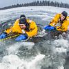 "Student firefighters practice cold-water rescue techniques at a pond near the Fairbanks campus.  <div class=""ss-paypal-button"">Filename: AAR-13-3797-35.jpg</div><div class=""ss-paypal-button-end"" style=""""></div>"
