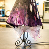 "A lamp shade made from a local reindeer hide dries after a community class on treating and making products with the hides at UAF's Northwest Campus in Nome.  <div class=""ss-paypal-button"">Filename: AAR-16-4865-180.jpg</div><div class=""ss-paypal-button-end""></div>"