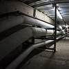 """An underground utilidor system links most of the buildings on the UAF campus, providing heat and utilities.  <div class=""""ss-paypal-button"""">Filename: AAR-11-3245-390.jpg</div><div class=""""ss-paypal-button-end"""" style=""""""""></div>"""