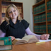 "Tara Bourdeau conducts some research for her paralegal studies class at CTC's law library.  <div class=""ss-paypal-button"">Filename: AAR-11-3225-25.jpg</div><div class=""ss-paypal-button-end"" style=""""></div>"