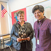 "Associate Professor Ute Kaden meets with education major  Bennett Wong during Bennett's internship at Tanana Middle School during the spring 2015 semester.  <div class=""ss-paypal-button"">Filename: AAR-15-4531-15.jpg</div><div class=""ss-paypal-button-end""></div>"