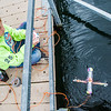 """Alaska Summer Research Academy participants test their remotely operated underwater vehicles at the Chena Lake Recreation Area on Thursday, July 28.  <div class=""""ss-paypal-button"""">Filename: AAR-16-4943-131.jpg</div><div class=""""ss-paypal-button-end""""></div>"""